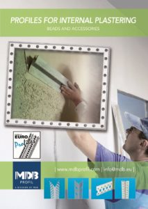 Internal plastering poster