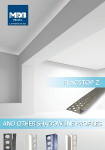 Placstop Z and shadowline profiles documentation