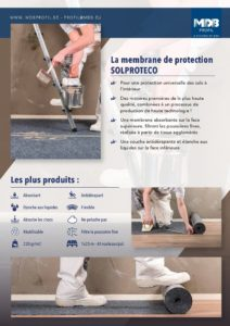 Solproteco floor protection